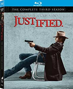 Justified: The Complete Third Season (Blu-ray) $19.99