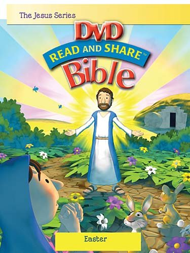 READ AND SHARE DVD BIBLE EASTER [NTSC]