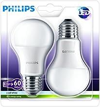 Comprar Philips PHI929001125801 - Bombilla LED de luz frío , 9W/60W, casquillo E27,, color blanco