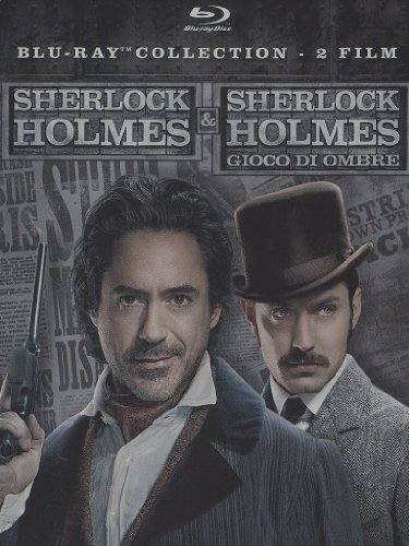 Sherlock Holmes & Sherlock Holmes - Gioco di ombre(Blu-ray collection) [IT Import]