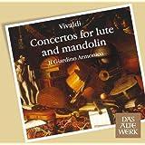 Vivaldi : Concertos for Lute and Mandolin (DAW 50)