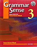 Grammar Sense 3: Student Book and Audio CD Pack (0194366359) by Bland, Susan Kesner