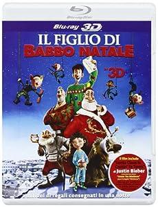 Amazon.com: Il Figlio Di Babbo Natale (Blu Ray 3D): Harry Gregson - Williams, Sarah Smith