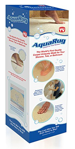 Aquarug As Seen On Tv Shower Carpet front-211178