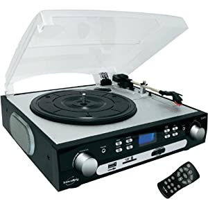 Inovalley RETRO-03B Système Audio