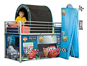 Disney Cars Mid Sleeper Bed Tent Pack
