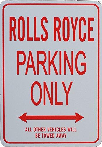 rolls-royce-parcheggio-unico-segno