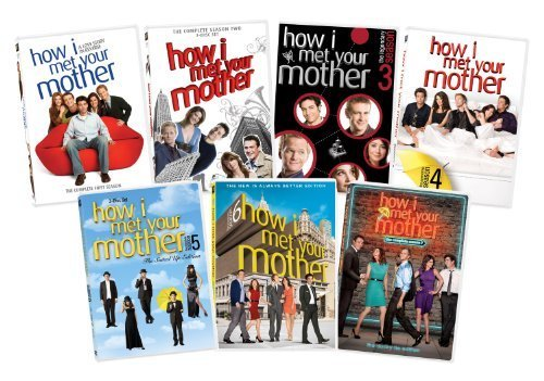 How I Met Your Mother Seasons 1-7 Collection by 21st Century Fox (How I Met Your Mother Season 6 compare prices)