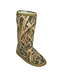 DAWGS Mossy Oak Women's 13 Inch Australian Style Boot