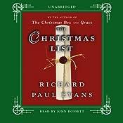 The Christmas List: A Novel | [Richard Paul Evans]