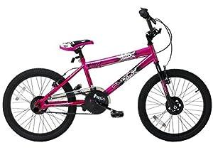 Flite Panic BMX Bike - Cerise (20 inches)