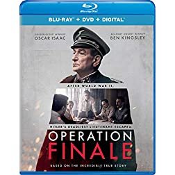 Operation Finale [Blu-ray]