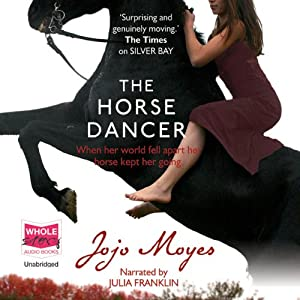 The Horse Dancer Audiobook