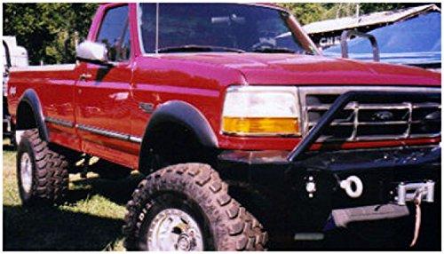 Bushwacker 20904-11 Bushwacker Extend-A-Fender Flare Ford Bronco (1992 Ford F250 Fender Flares compare prices)