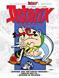 img - for Asterix Omnibus 8: Includes Asterix and the Great Crossing #22, Obelix and Co. #23, and Asterix in Belgium #24 book / textbook / text book