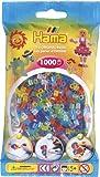 Toy - HAMA 207-54 - Perlen glitzernd, 1000 St�ck