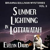 Summer Lightning in Lottawatah: Brianna Sullivan Mysteries | Evelyn David