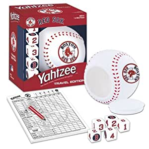Boston Red Sox Yahtzee
