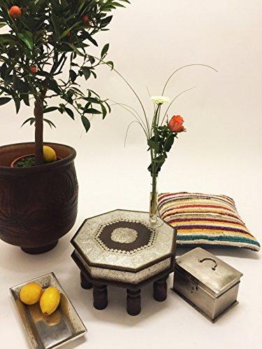 orientalischer kleiner tisch shobhana klein 38cm com. Black Bedroom Furniture Sets. Home Design Ideas