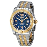 Breitling Starliner Blue Dial Two-tone Ladies Watch C7135612-C754TT