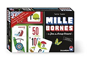 1000 bornes toys games for Dujardin 1000 bornes