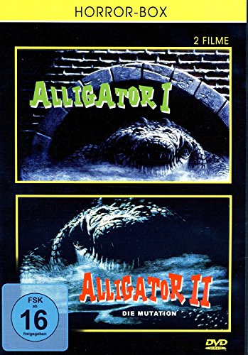 ALLIGATOR 1+2 (Horror-Box)