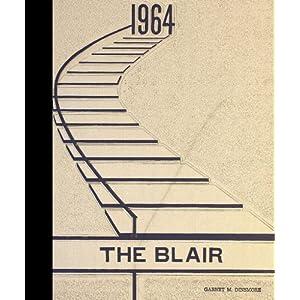 (Reprint) 1964 Yearbook: Blairstown High School, Blairstown, Iowa Blairstown High School 1964 Yearbook Staff
