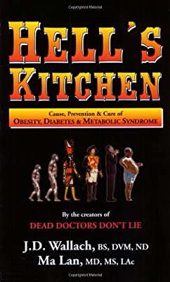 Hells Kitchen Causes Prevention And Cure Of Obesity Diabetes And Metabolic Syndrome by Wellness Publication