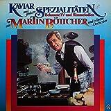 Kaviar und andere Spezialitäten - Bekannte TV- und Filmmelodien mit Martin Böttcher und seinem Orchester [Vinyl-LP]