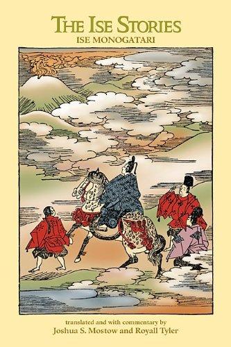 The Ise Stories: Ise Monogatari