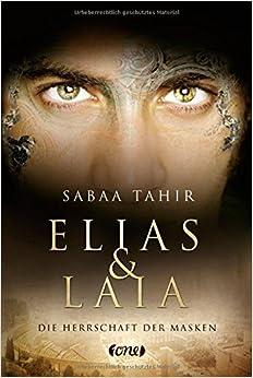 Buchcover elias und laia, Fantasy