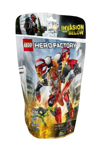 LEGO Hero Factory 44018 FURNO Jet Machine (Troy Built Models compare prices)