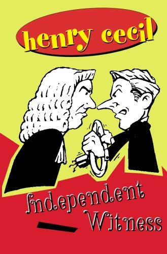Independent Witness (Colonel Brain)