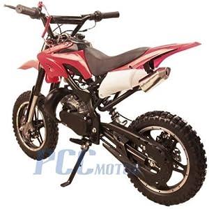 48l 49cc 2 stroke mini bike gas motor dirt. Black Bedroom Furniture Sets. Home Design Ideas