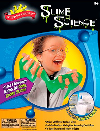 Scientific Explorer Slime Science Kit - 1
