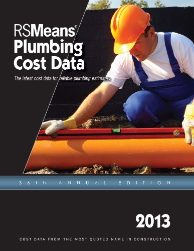 RSMeans Plumbing Cost Data 2013 Book - RS Means - RS-Plumbing - ISBN: 1936335700 - ISBN-13: 9781936335701