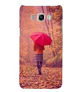 Nature Walk 3D Hard Polycarbonate Designer Back Case Cover for Samsung Galaxy J7 (6) 2016 Edition :: Samsung Galaxy J7 (2016) Duos :: Samsung Galaxy J7 2016 J710F J710FN J710M J710H