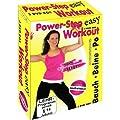 Easy Power - Step Aerobic Fatburner Workout (Bauch, Beine, Po) - 3 DVD Fitness Box -