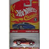Hot Wheels 2006 Classics Series 3 10 Of 30 RED PLYMOUTH KING KUDA 1:64 Scale Die-cast Body/chassis S