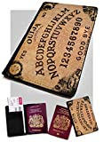 Passport CoverHolder Ouija Board Holiday travel protection Goth Emo Punk