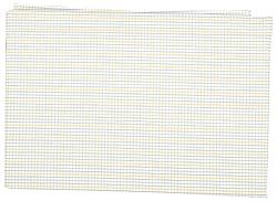 Birla Century Men's Shirt Fabric (Yellow and White)