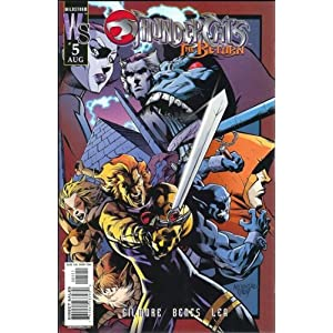 Thundercats Return on Thundercats The Return  5  Benes   Lea Gilmore  Amazon Com  Books