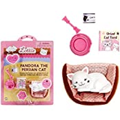 Pandora The Persian Cat Accessories For Lottie Doll