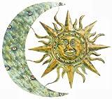Gardman 8415 Aztec Sun and Moon Wall Art - 26