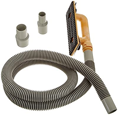 Hyde Tools 09165 Dust-Free Drywall Vacuum Hand Sander with 6-Foot Hose from Hyde