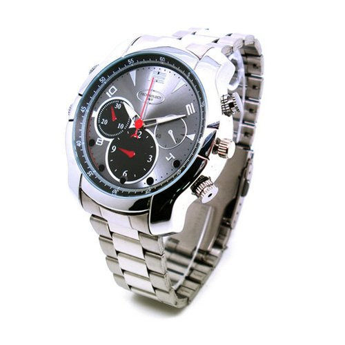 Fashionable 8GB Popular Red Fox Watch camera -Best And First HD Watch Camera in the World picture