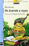 img - for Un Duende a Rayas - 11 B.V.A. (El Barco De Vapor) (Spanish Edition) book / textbook / text book