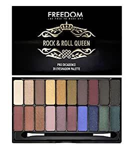 Freedom Makeup London Pro Decadence Palette Rock & Roll