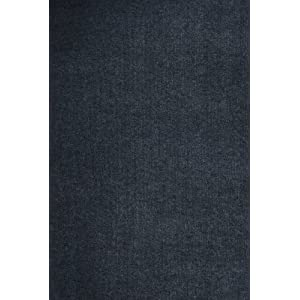 Home Dynamix Area Rugs: Tivoli Indoor Outdoor Rug: DT520-450 Charcoal Black