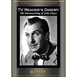 TV Reader's Digest: The Brainwashing of John Hayes (1955)